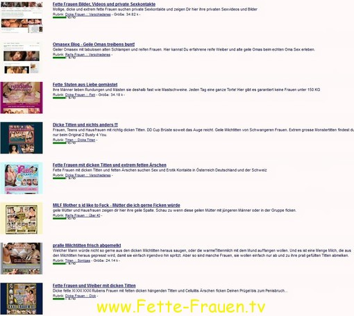 category fette omas sexkontakte page