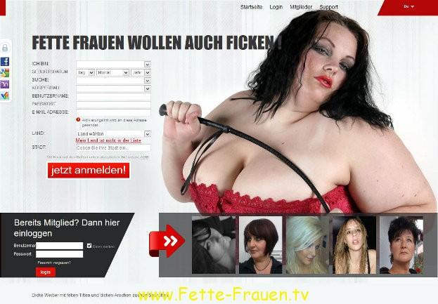 Fette Frauen suchen diskrete Sexkontakte