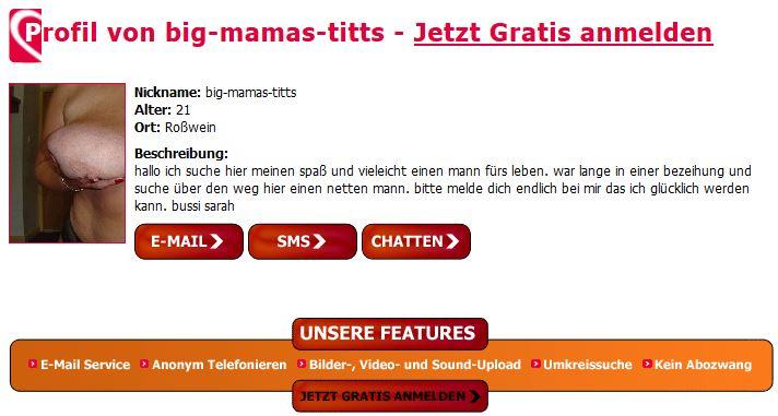 Big Mama aus Roßwein